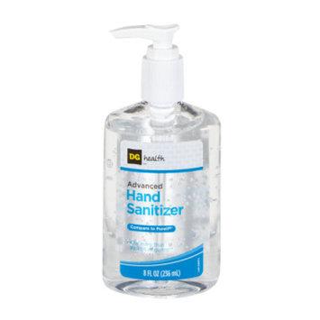 DG Body DG Health Hand Sanitizer Pump - 8 fl oz