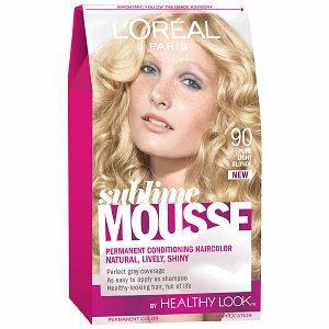 L'Oréal Paris Sublime Mousse by Healthy Look Hair Color