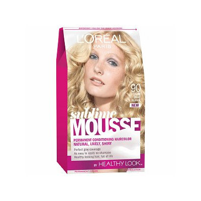 L'Oréal Paris Sublime Mousse by Healthy Look Hair Color