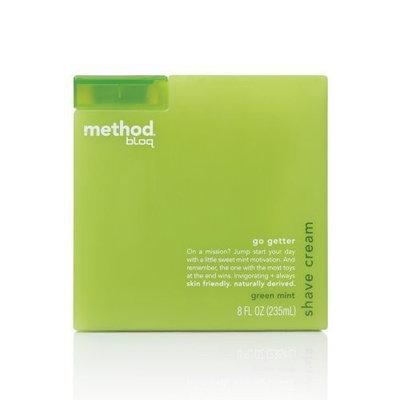 Method Bloq Method Green Mint Shave Cream