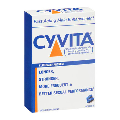 Cyvita Fast Acting Male Enhancement Tablets