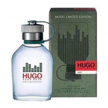 Hugo Man Music Eau de Toilette Spray Ltd Edition 75ml + Gift