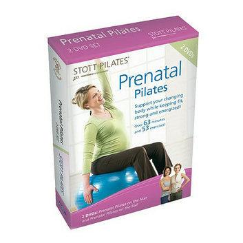 STOTT PILATES Prenatal Pilates 2 DVD Set
