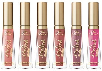 Too Faced Melted Matte Liquified Long Wear Matte Lipstick
