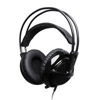 Steelseries SteelSeries Siberia V2 Circumaural Full-Size Gaming Headset - Black