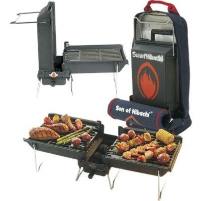 Mr. Flame Camp Grill: Son of Hibachi Portable Barbecue Grill