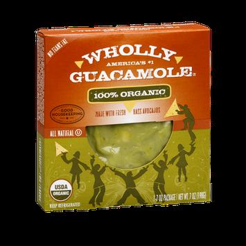 Wholly Guacamole 100% Organic