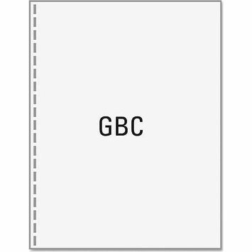 PARIS BUSINESS PRODUCTS 04328 Office Paper, GBC 19-Hole Left-Punched, 8-1/2 x 11, 20-lb, 500/Ream