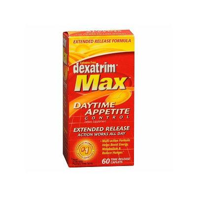 Dexatrim Max Daytime Appetite Control Dietary Supplement Caplets