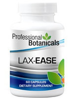 Professional Botanicals Lax-Ease 60 caps