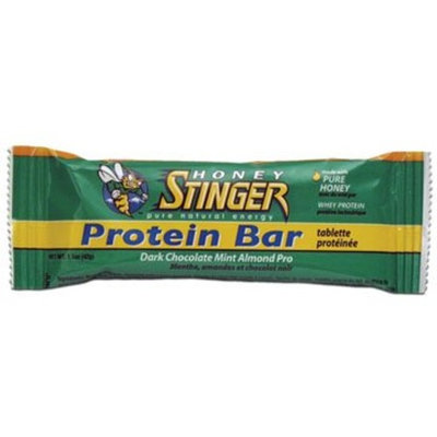 Honey Stinger 10g Protein Bar - Drk Choc Mint