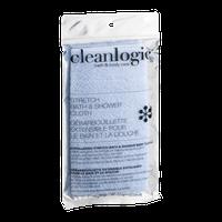 Cleanlogic Stretch Bath & Shower Cloth