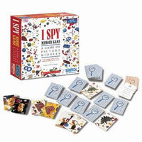 I Spy Memory Game Ages 4+
