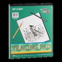 Top Flight My Art Stuff Tracing Pad - 40 Sheets