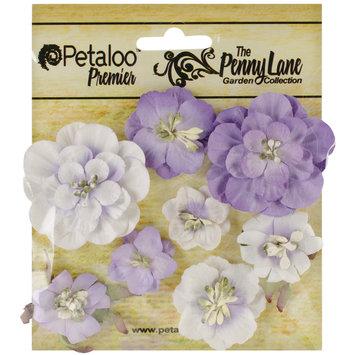 Regal Imports, Inc. Penny Lane Mixed Blossoms 8/Pkg Soft Lavender