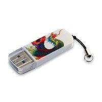 Verbatim 8GB Mini USB Flash Drive, Tattoo Series - Phoenix - 98662