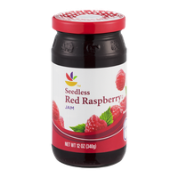 Ahold Seedless Red Raspberry Jam