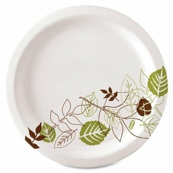 DIXIE FOOD SERVICE Paper Plate