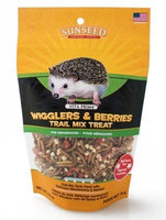 Sunseed Vita Prime Vita Prima Hedgehog Treat - Wigglers & Berries