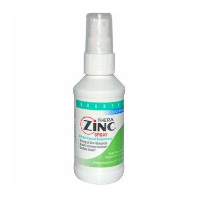 Quantum Research Quantum TheraZinc Spray Peppermint Clove 4 fl oz