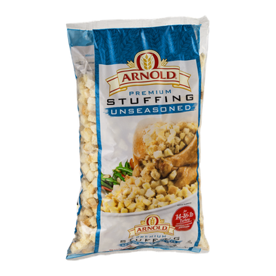 Arnold Premium Stuffing Unseasoned