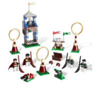 Lego Systems Inc Lego Harry Potter Quidditch Match