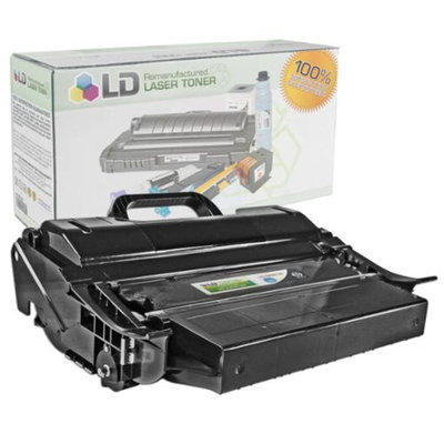 LD Refurbished Toner to replace Dell 330-9792 (PK6Y4) Extra High Yield Black Toner Cartridge for your Dell 5530dn, 5535dn Laser printer