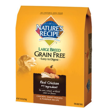 Nature's RecipeA Grain Free Large Breed Adult Dog Food