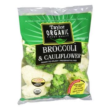 Taylor Organic Broccoli & Cauliflower