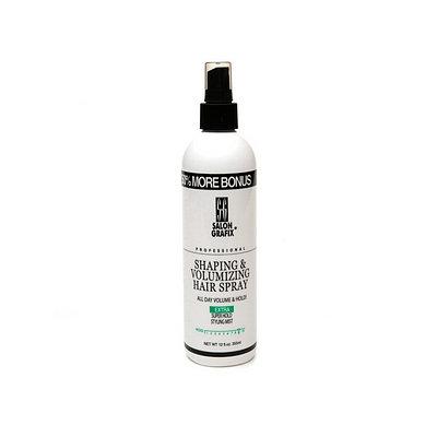 Salon Grafix Non-Aerosol Shaping & Volumizing Hair Spray