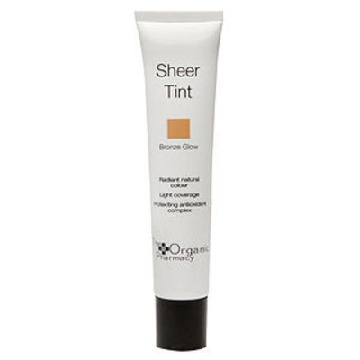 The Organic Pharmacy Sheer Tint, Bronze Glow, 40 ml