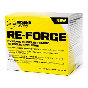 GNC Beyond RAW Re-Forge