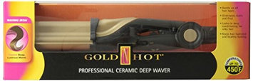 Gold 'N Hot Professional Ceramic Deep Waver