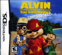 Majesco Alvin and the Chipmunks  Chipwrecked