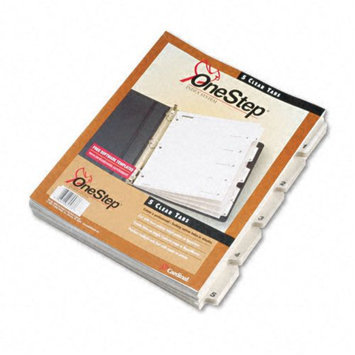 Cardinal Brands QuickStep Index Tabs and Dividers QuickStep Index