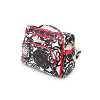 Ju Ju Be Ju-Ju-Be B.F.F. Convertible Diaper Bag, Onyx Blossums