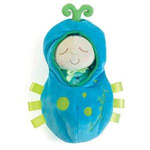 Manhattan Toy Snuggle Pods Snuggle Bug