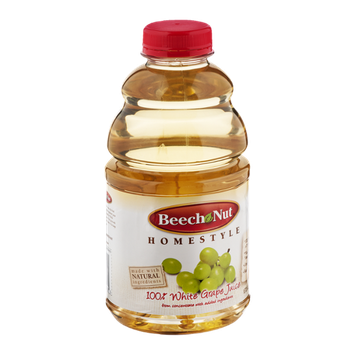 Beech Nut Homestyle Juice 100% White Grape