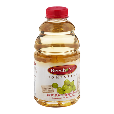 Beech-Nut® Homestyle Juice 100% White Grape