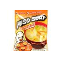 Miso Soup with Vegetable (3pk/bag) - 1.05oz by Marukome.