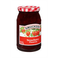 Smuckers Strawberry Preserve