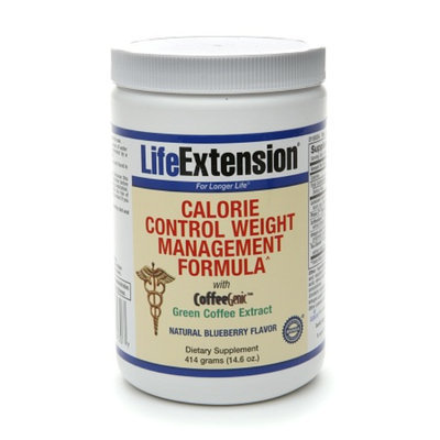 Life Extension Calorie Control Weight Management Formula