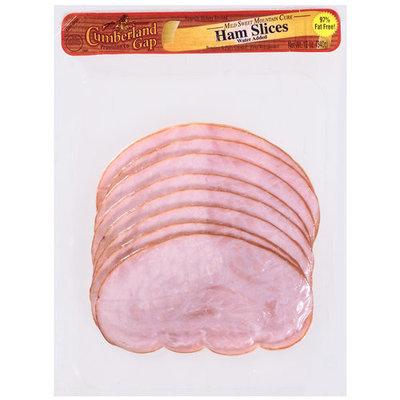 Cumberland Gap Mild Sweet Mountain Cured Ham Slices, 12 oz