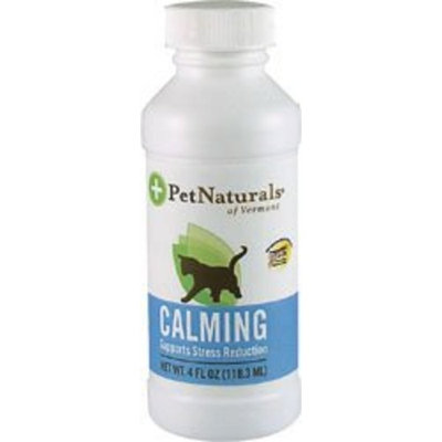 Pet Naturals Calming Formula for Cats 4 fl oz Liquid