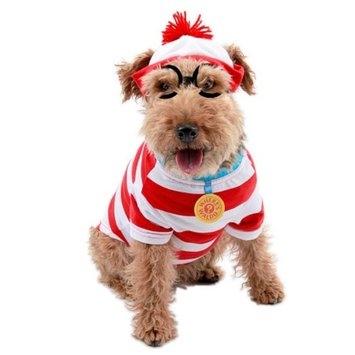 Elope Costumes Where's Waldo Woof Pet Costume