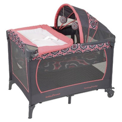 Baby Trend Baby Serene Nursery Center - Coral Floral