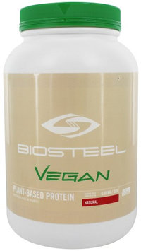 BioSteel - Vegan Plant-Based Protein Natural - 2 lb.