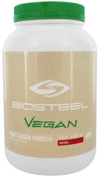 BioSteel - Vegan Plant-Based Protein Natural - 2 lb.