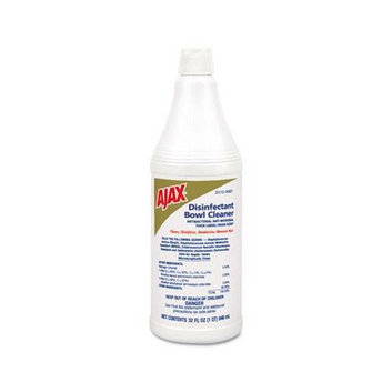 Ajax EPA Registered Disinfectant Bowl Cleaner