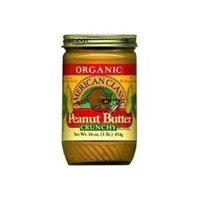 Once Again Organic Crunchy Peanut Butter 16 oz. (Pack of 12) ( Value Bulk Multi-pack)